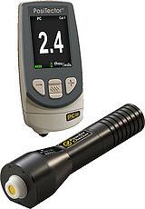 Přístroj pro měření tloušťky nevypálených práškových barev TQC LD 5820
