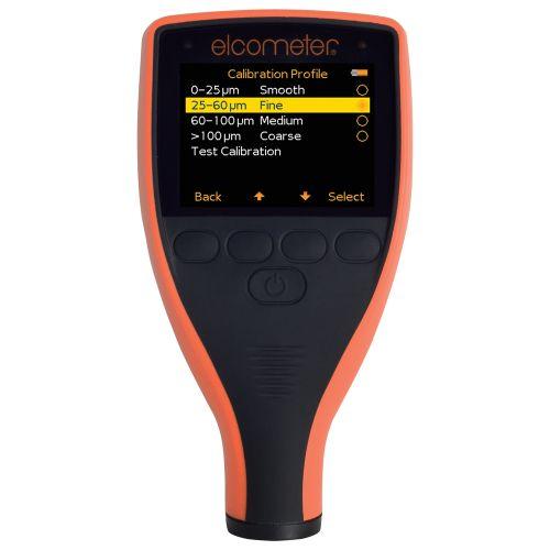 Tloušťkoměr Elcometer 456 IPC s možností automatické kalibrace